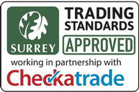 Trading standards approved Painters and Decorators in Surrey
